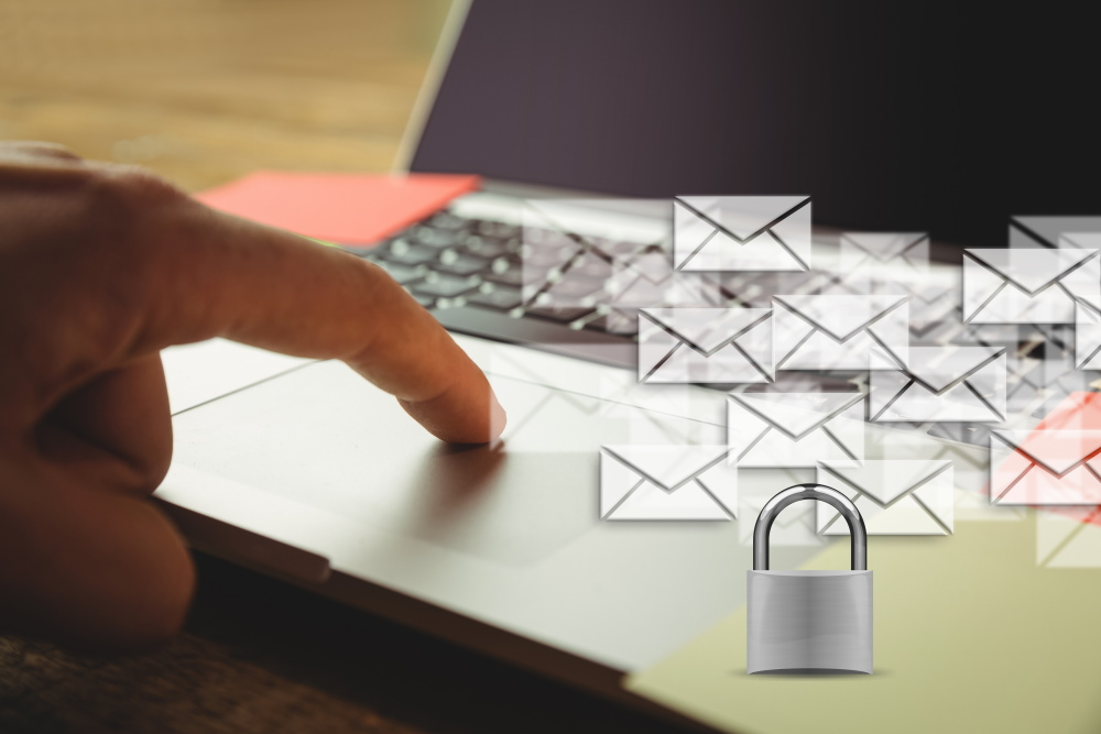 sécurité adresses email